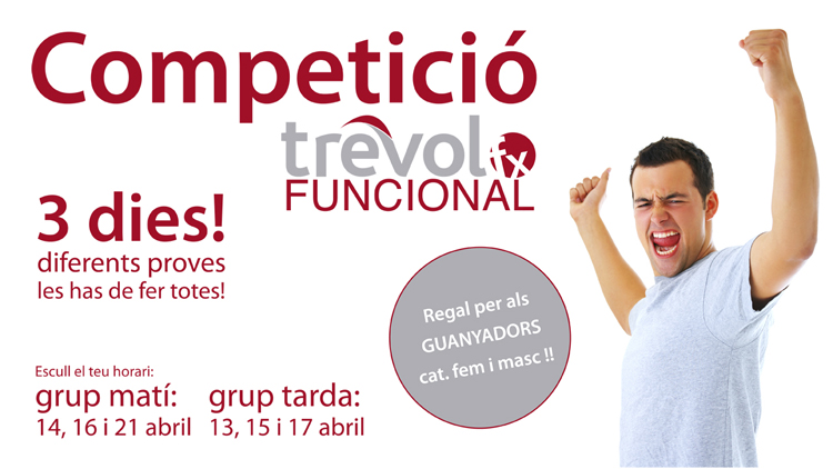 TV Competicio Trevol FX abril15